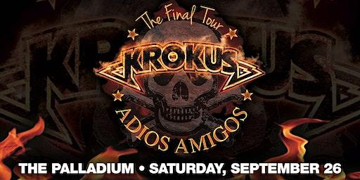 KROKUS - FAREWELL TOUR