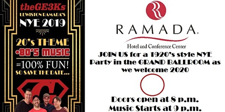 NEW YEAR'S EVE PARTY 2019 tickets