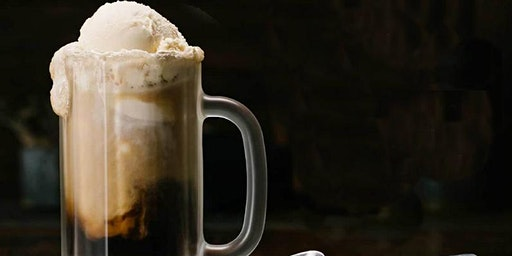 Beer Floats with Leona's Ice Cream