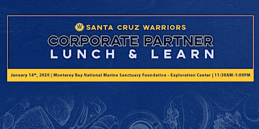 Lunch and Learn - Monterey Bay Marine Sanctuary