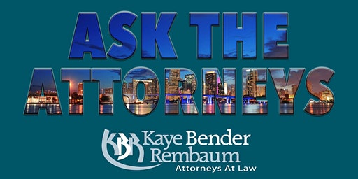 Ask the Attorneys Town Hall