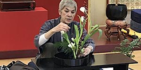 Kado Ikebana: Introduction to the Path of Flowers (Eagle Rock) tickets