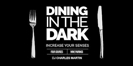 Tysons Corner Dining in the Dark tickets