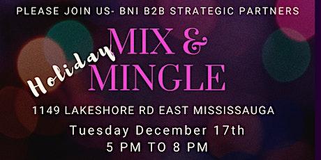 Holiday Mix and Mingle! tickets