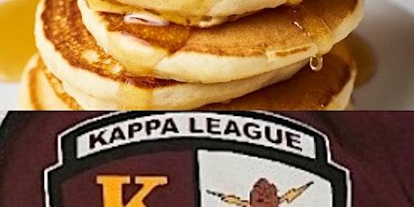 NFAC Kappa League 2nd Annual PANCAKE BREAKFAST tickets