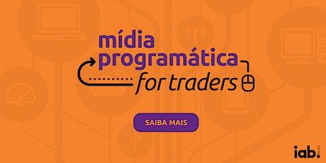 Curso - Mídia Programática | Trader tickets