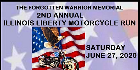 Illinois Liberty Motorcycle Run tickets