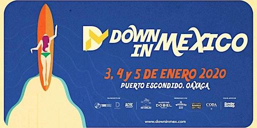 Down In México 2020|Noches Electrónicas Informa