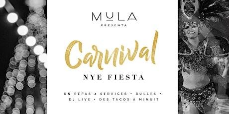 NYE Carnival Fiesta! tickets