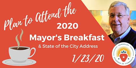 2020 Mayor's Breakfast & State of the City Address tickets