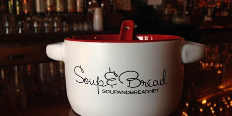 Soup & Bread tickets
