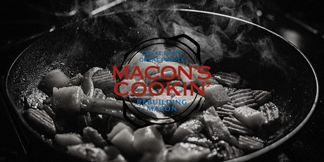 Macon's Cookin' 2020 tickets