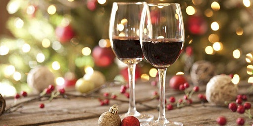 Serenbe Holiday Wine Tasting