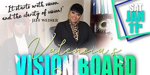 Valencia's Vision Board Soiree