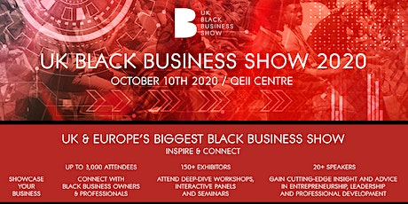 UK Black Business Show 2020 tickets