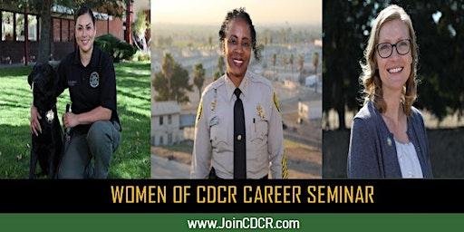 Women of CDCR Career Seminar