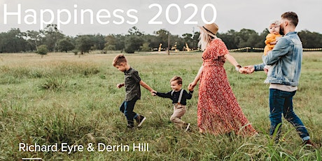 Happiness 2020 tickets