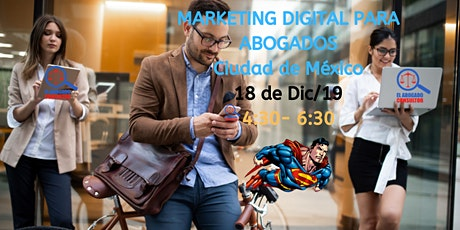 Marketing Digital para Abogados  entradas