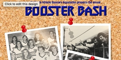 HABA presents the annual Booster Bash!