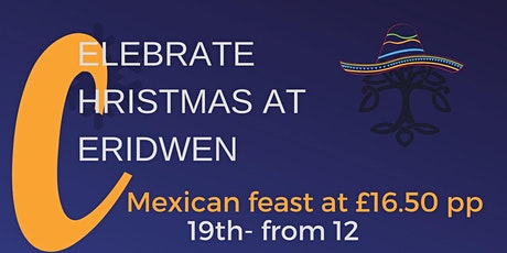 Christmas Mexican Feast tickets
