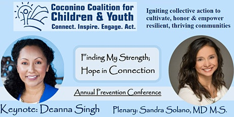 CCC&Y 2020 Prevention Conference Notification Platform tickets