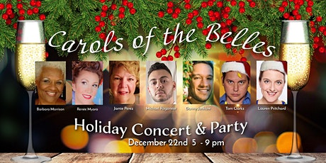 Jazz 'N Paz  Carols of the Belles Holiday Concert & Party tickets