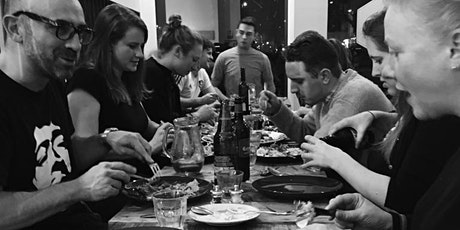 Valentines Singles Afghan Supper Club 2020 tickets