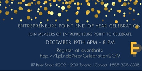 Entrepreneurs Point Year-End Party tickets