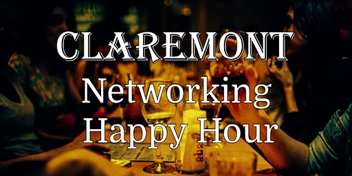 Claremont Networking Happy Hour - January 2020