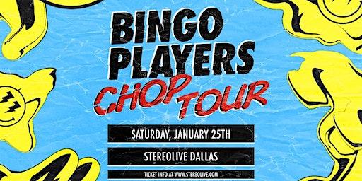 Bingo Players - Stereo Live Dallas
