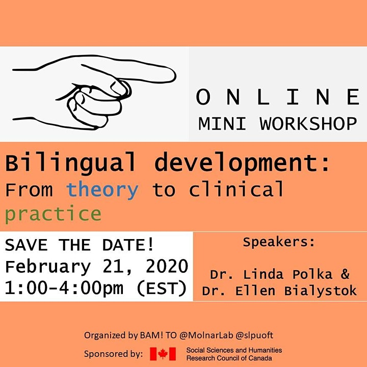 Bilingual Development Workshop: From Theory to Clinical Practice image