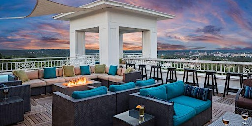 New Year's Eve Partridge Inn Rooftop Party