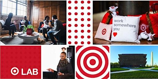 Target Lab x DC