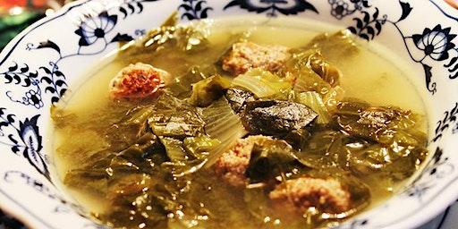 Lunch 'n' Learn: Italian Wedding Soup