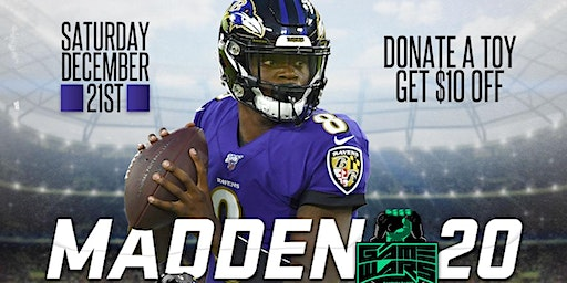 Madden 20 Tournament