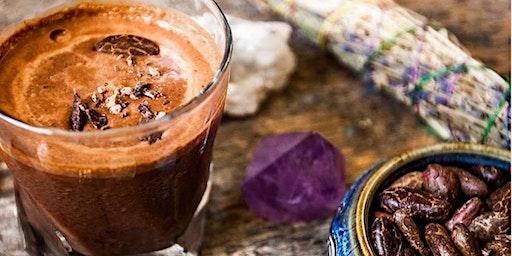 Kakaozeremonie Wintersonnenwende