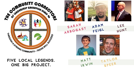 Local Legends: Improv Comedy Inspired by Leadership Greenville Class 46 (50% of proceeds go to Pleasant Valley Teen Center) tickets