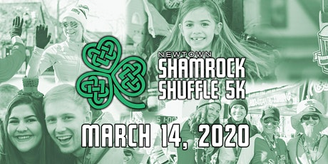 2020 Newtown Shamrock Shuffle 5K tickets
