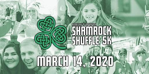 2020 Newtown Shamrock Shuffle 5K