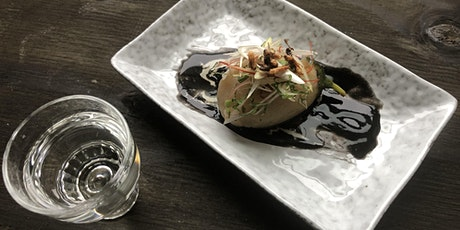 CONTEMPORARY JAPANESE OMAKASE with SAKE tickets