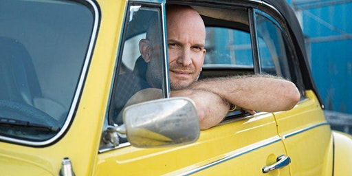 Leon Logothetis: Host of the Netflix Series, The Kindess Diaries