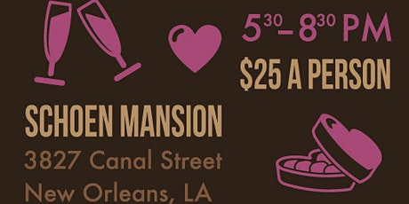 Krewe de Pink's Death by Chocolate - NOT Breast Cancer 2020 tickets