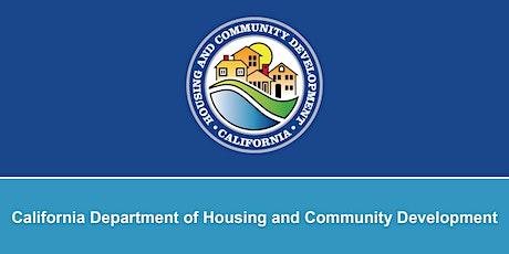 Joe Serna, Jr. Farmworker Housing Grant Program NOFA Workshop, Sacramento tickets