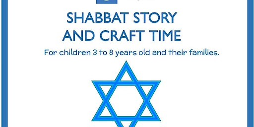 PJ Library Shabbat Story and Craft Time