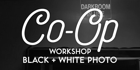 WORKSHOP: Intro to Black and White Photo (2 Part) tickets