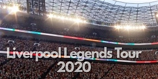 The Liverpool Legends are on Tour and this is your chance to meet them
