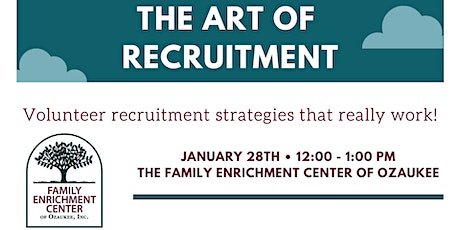 Lunch & Learn: The Art of Recruitment tickets