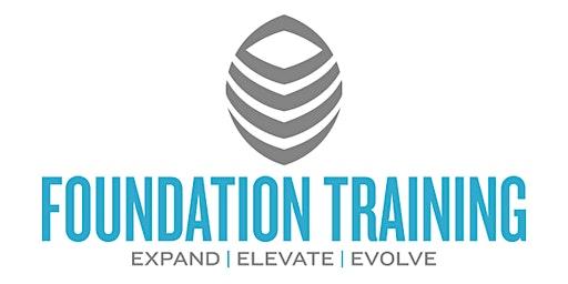 Foundation Training with Tom Hodge