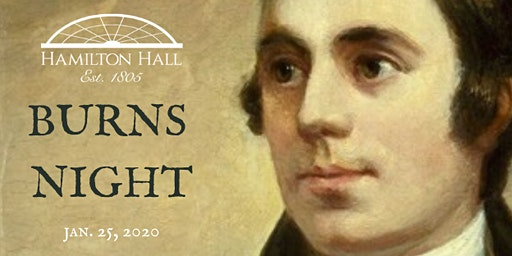 Robert Burns Night 2020
