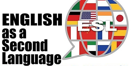 Language at the Library: English as a Second Language tickets